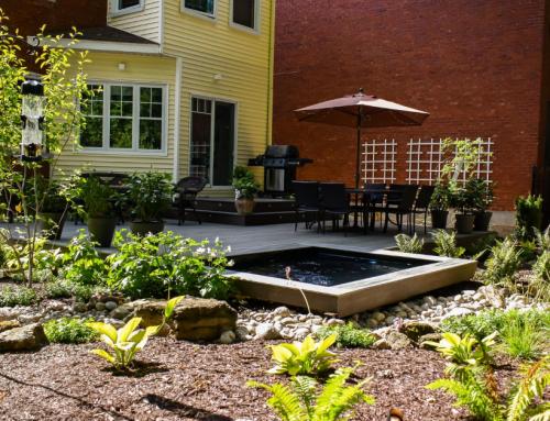 Comment réaliser un projet d'aménagement paysager durable?